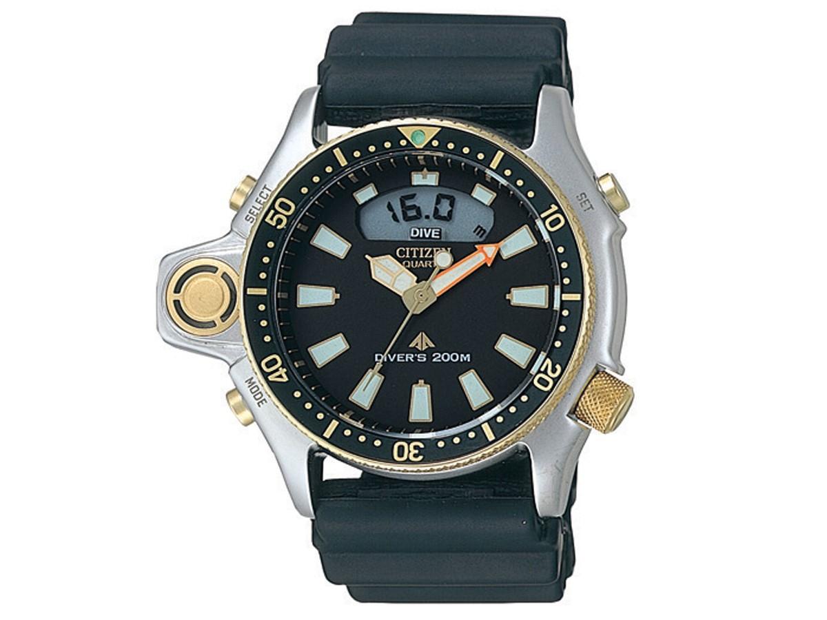 Relógio Promaster TZ10137P - Citizen Relógios