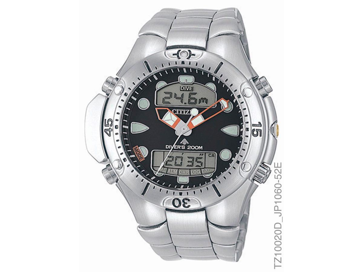 Relógio Promaster TZ10020D - Citizen Relógios