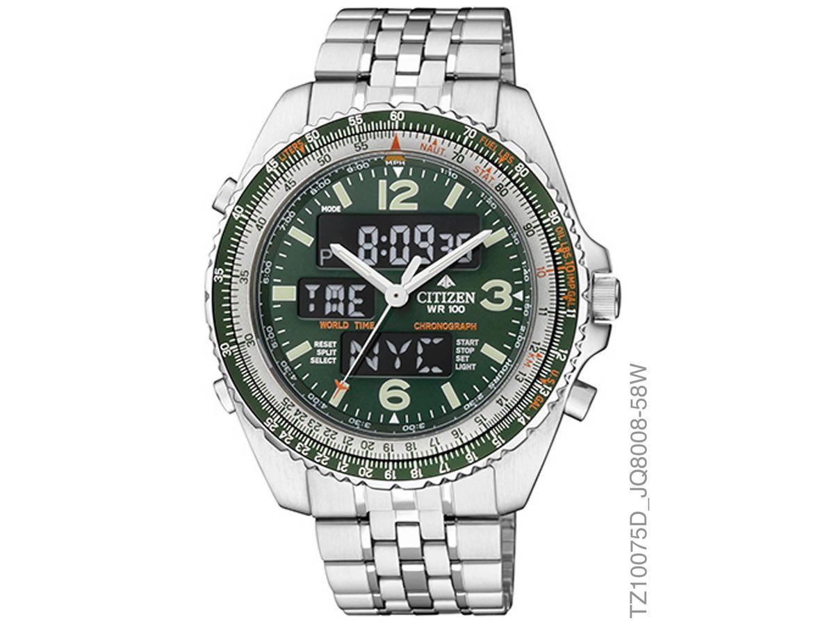Relógio Promaster TZ10075D - Citizen Relógios
