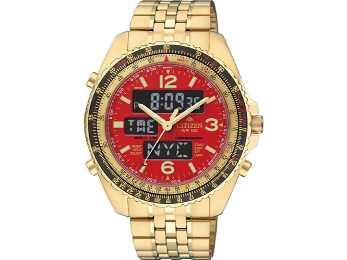 Relógio Promaster TZ10075V - Citizen Relógios