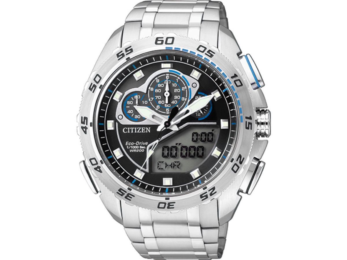 Relógio Promaster TZ10119F - Citizen Relógios