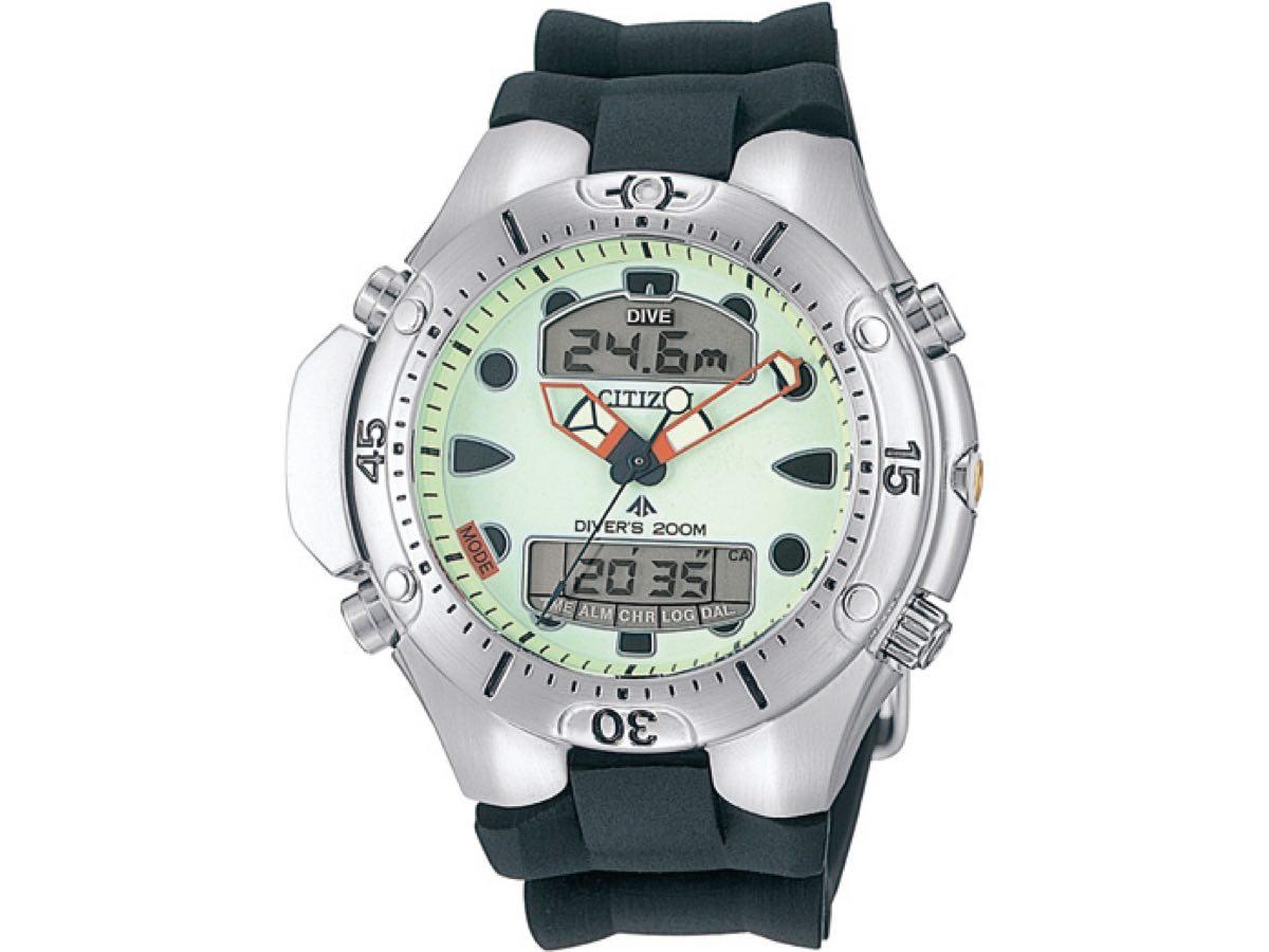 Relógio Promaster TZ10128M - Citizen Relógios