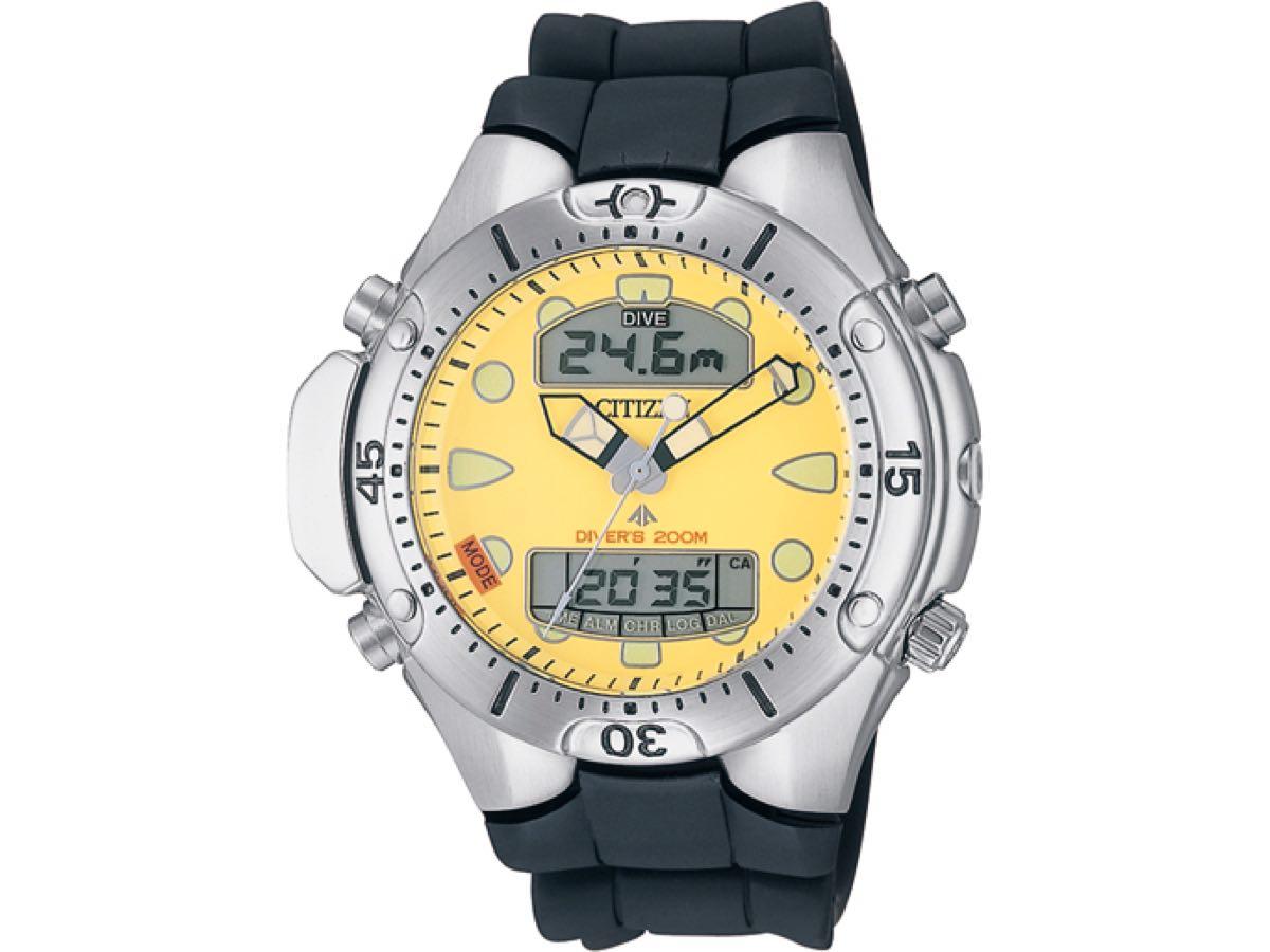 Relógio Promaster TZ10128Y - Citizen Relógios