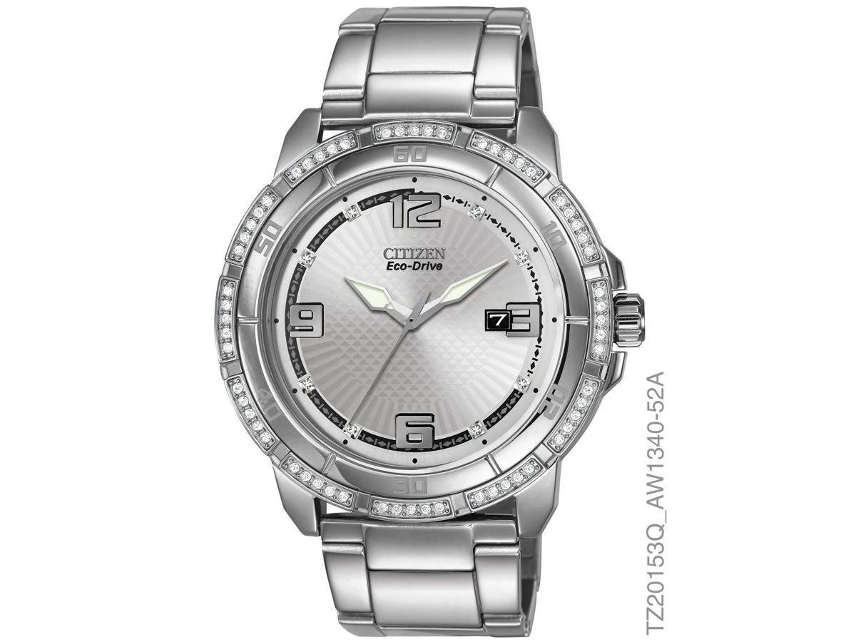 Relógio Eco-Drive Feminino TZ20153Q - Citizen Relógios