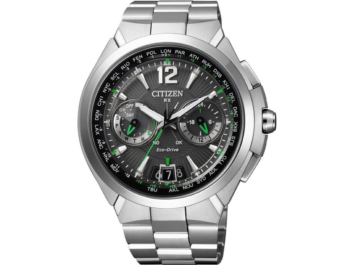 Relógio Satellite Wave TZ20439G - Citizen Relógios