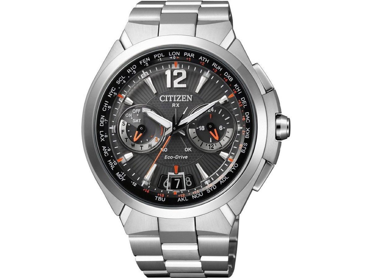 Relógio Satellite Wave TZ20439J - Citizen Relógios