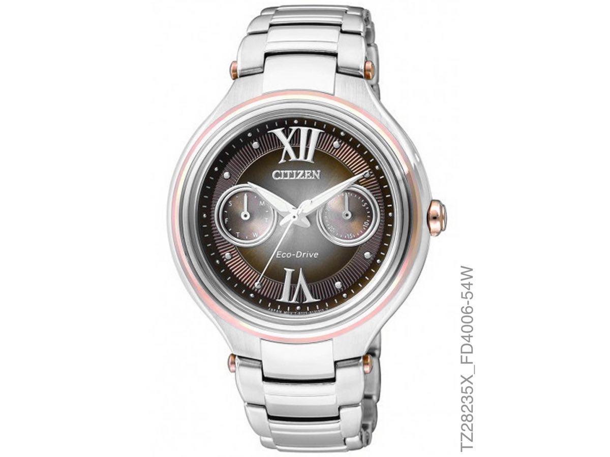 Relógio Eco-Drive Feminino TZ28235X - Citizen Relógios