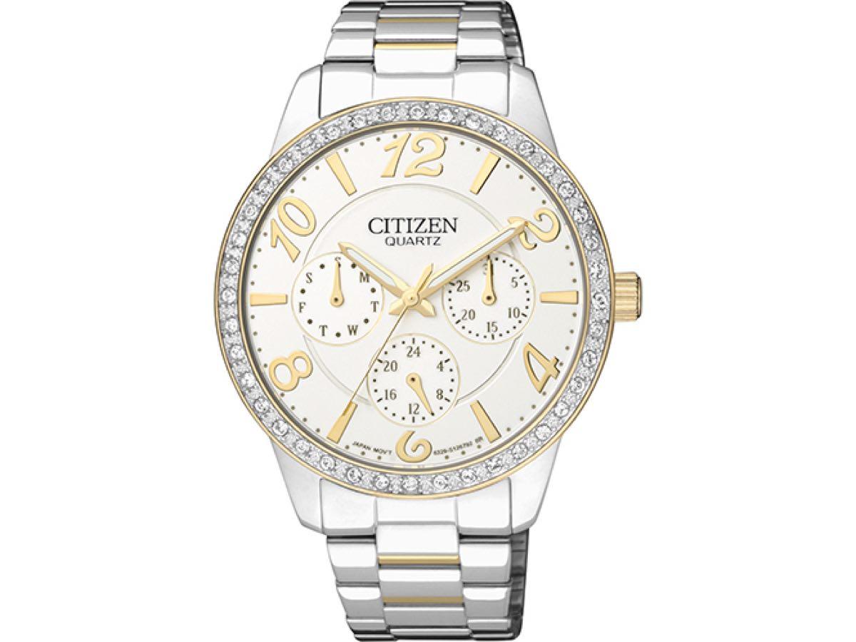 Relógio Quartz Feminino TZ28280S - Citizen Relógios