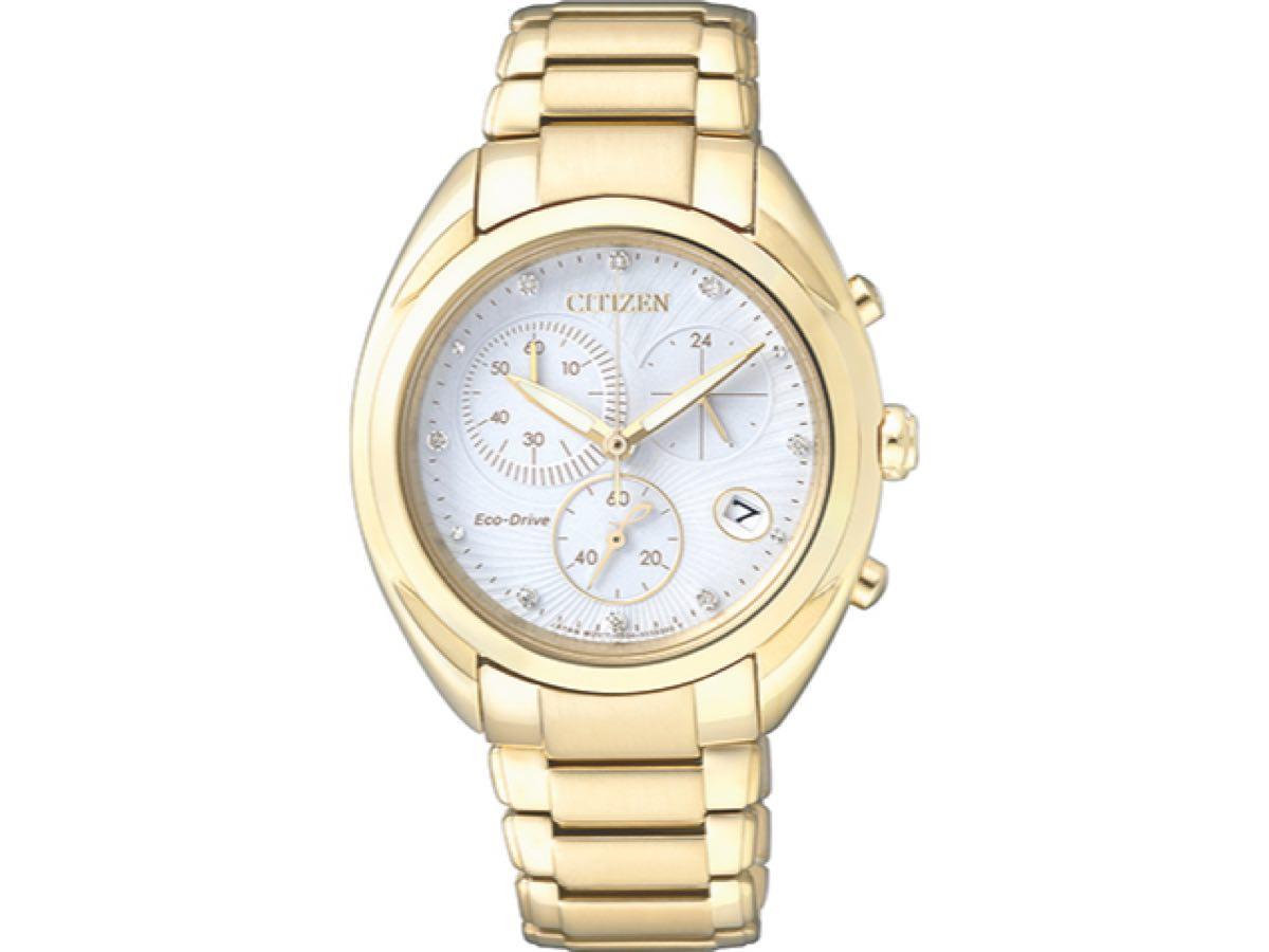 Relógio Eco-Drive Feminino TZ28324H - Citizen Relógios