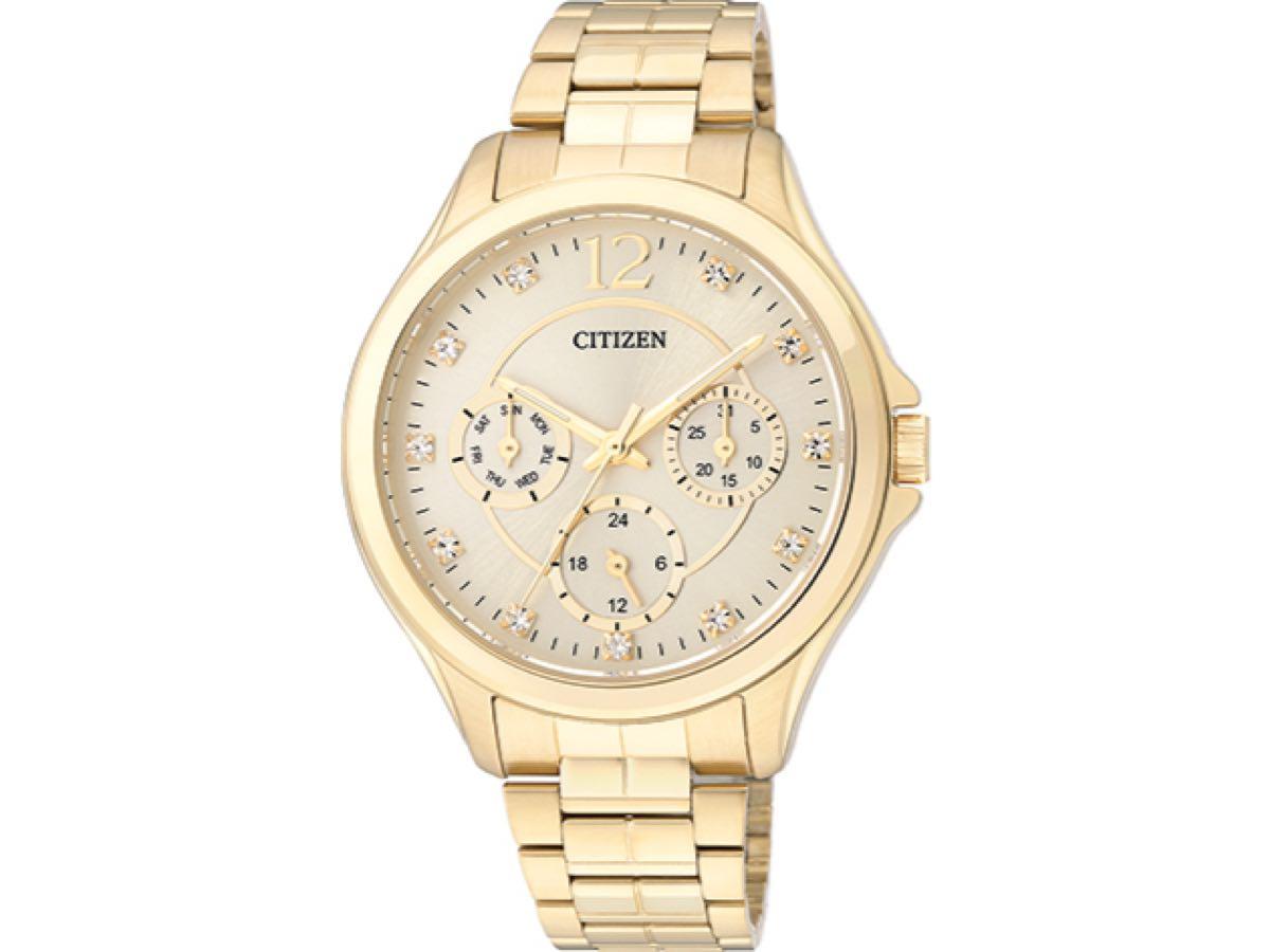 Relógio Quartz Feminino TZ28360G - Citizen Relógios