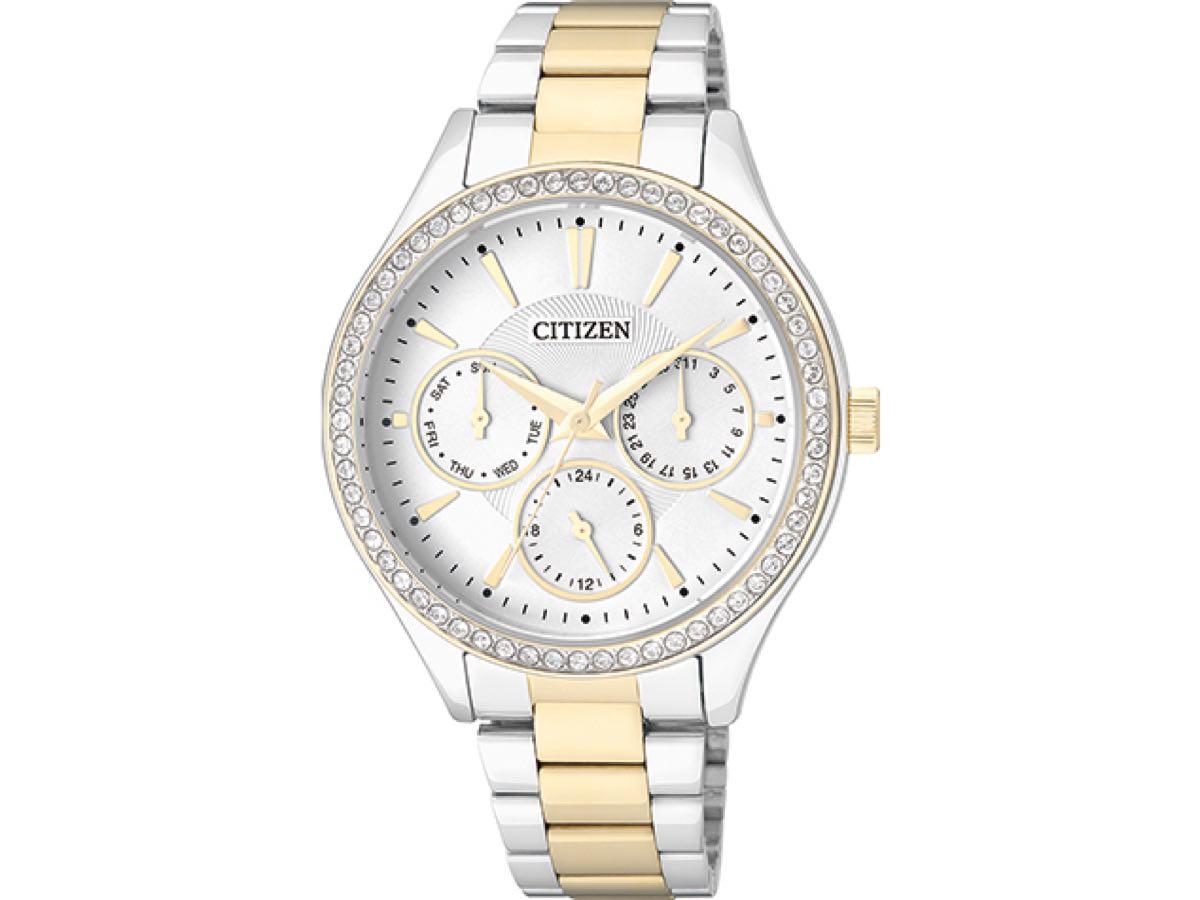 Relógio Quartz Feminino TZ28404B - Citizen Relógios