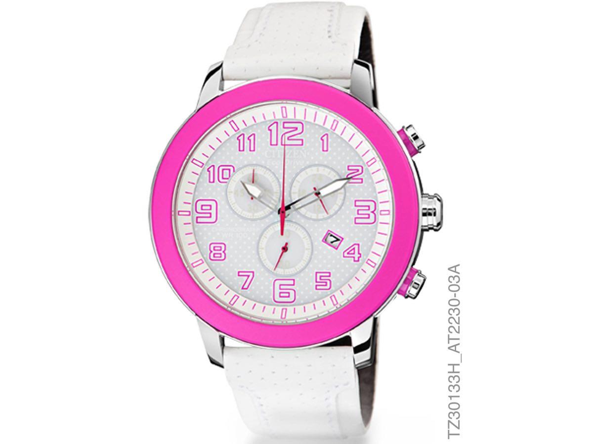 Relógio Eco-Drive Feminino TZ30133H - Citizen Relógios