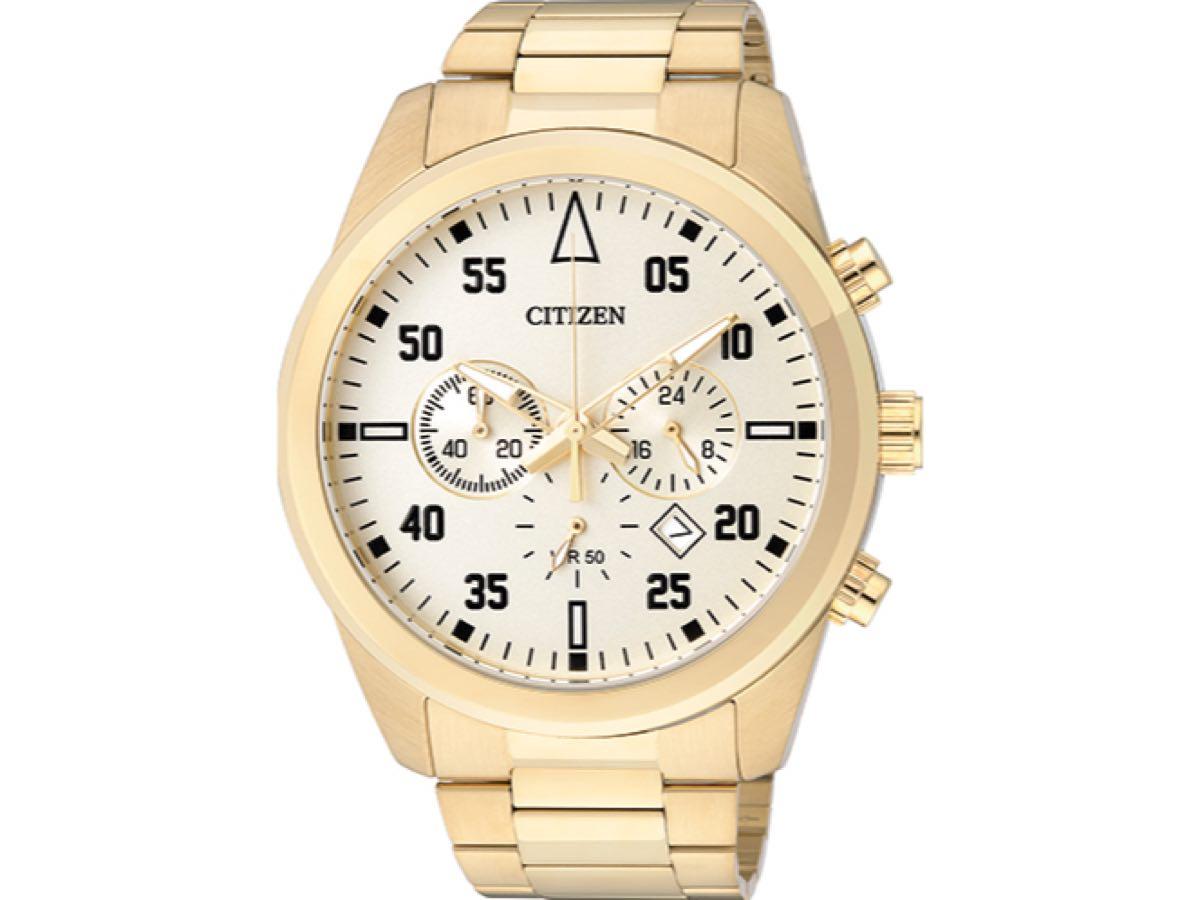Relógio Quartz Masculino TZ30795G - Citizen Relógios