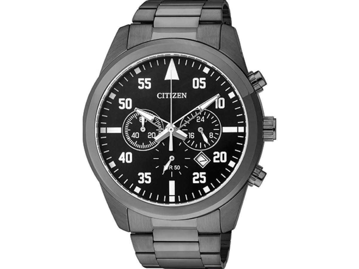 Relógio Quartz Masculino TZ30795P - Citizen Relógios
