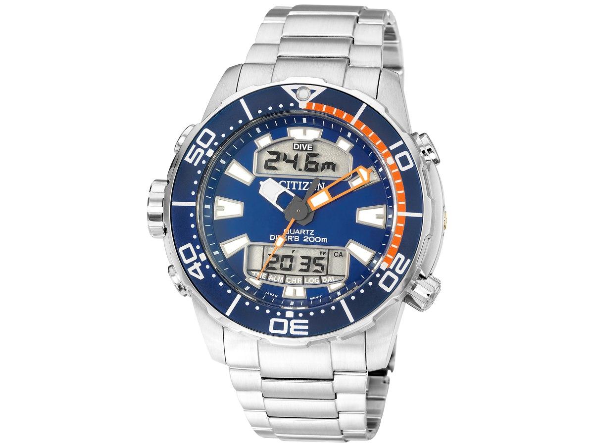 Relógio Promaster TZ10164F - Citizen Relógios