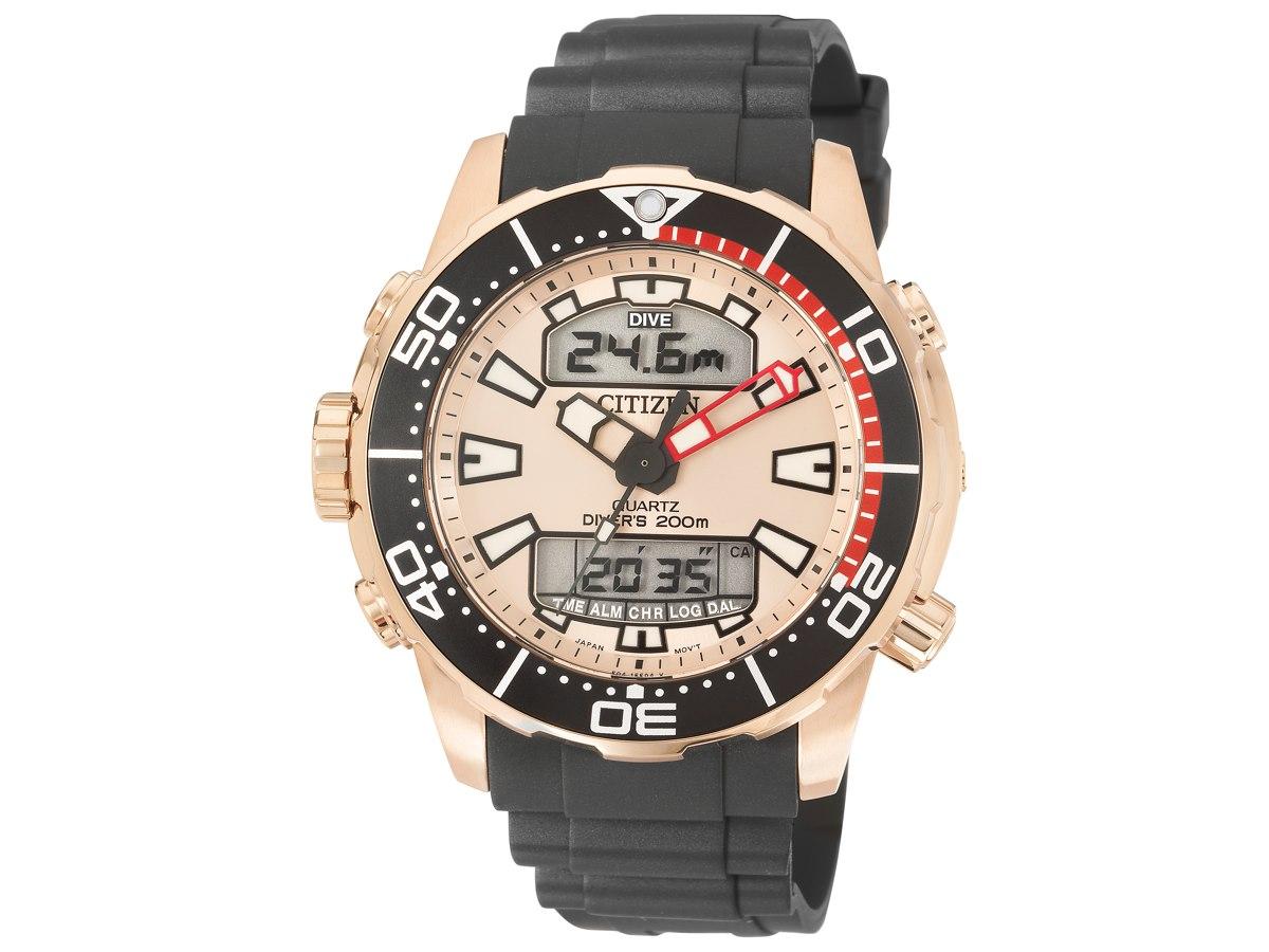 Relógio Promaster TZ10164X - Citizen Relógios