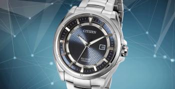 Você conhece o relógio de titânio da Citizen?