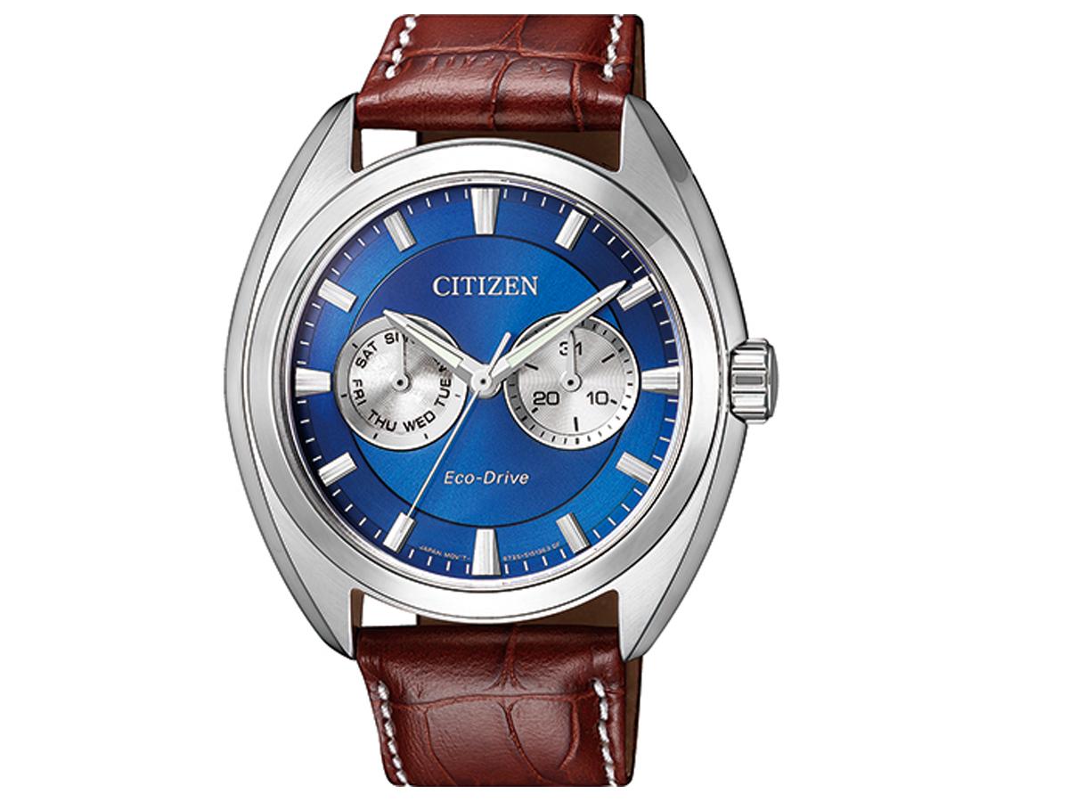 Relógio Eco-Drive Masculino TZ21027F - Citizen Relógios
