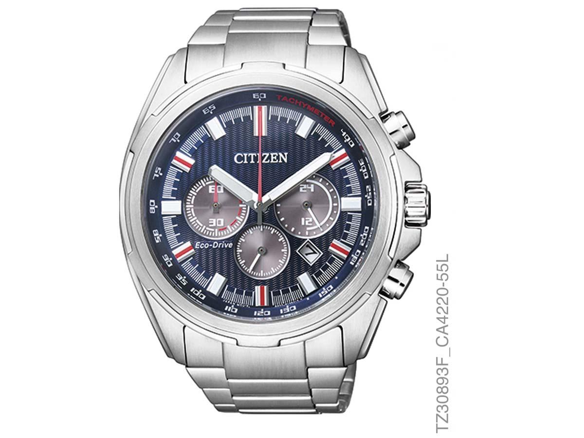 Relógio Eco-Drive Masculino TZ30893F - Citizen Relógios
