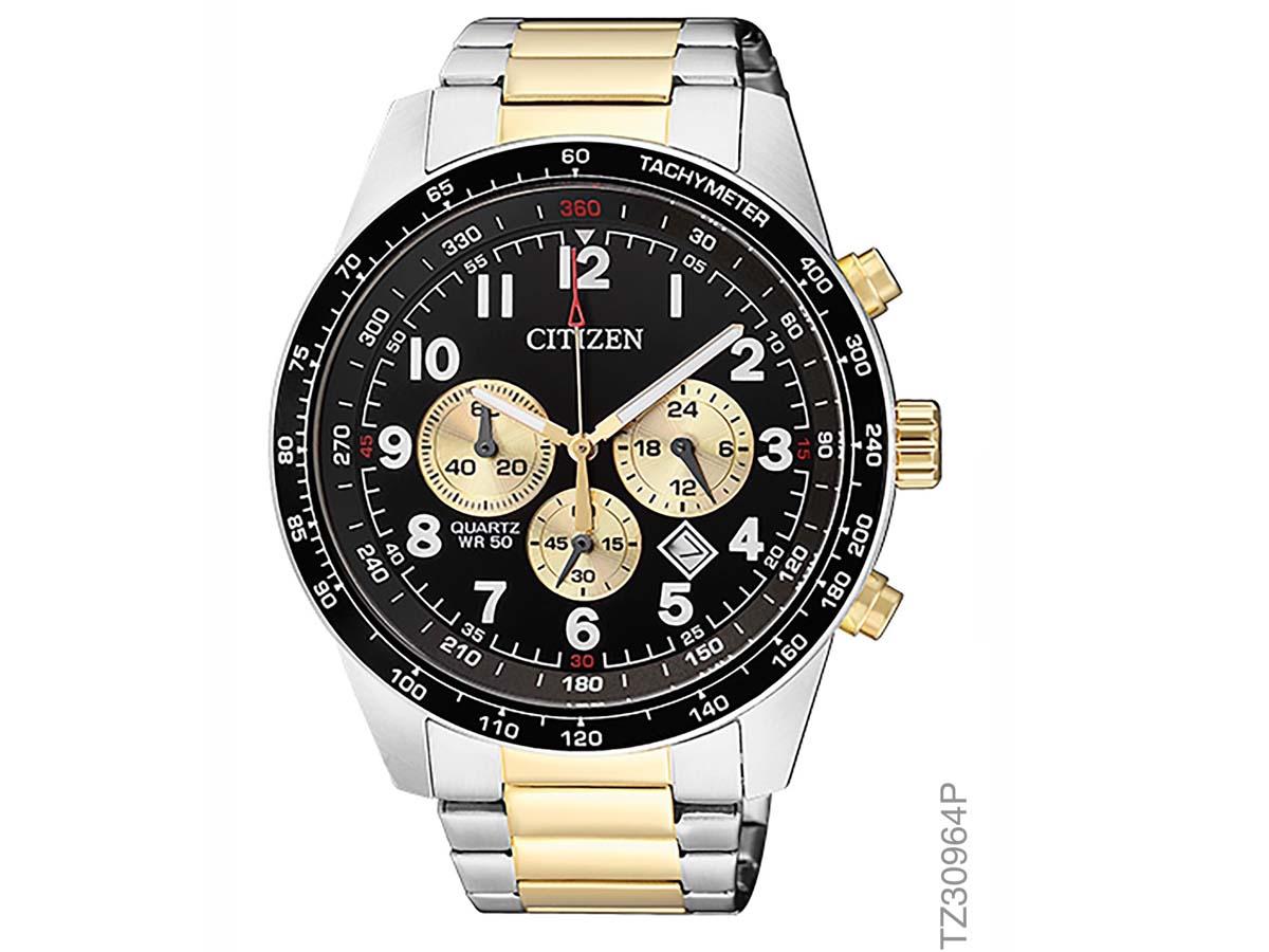 Relógio Quartz Masculino TZ30964P - Citizen Relógios