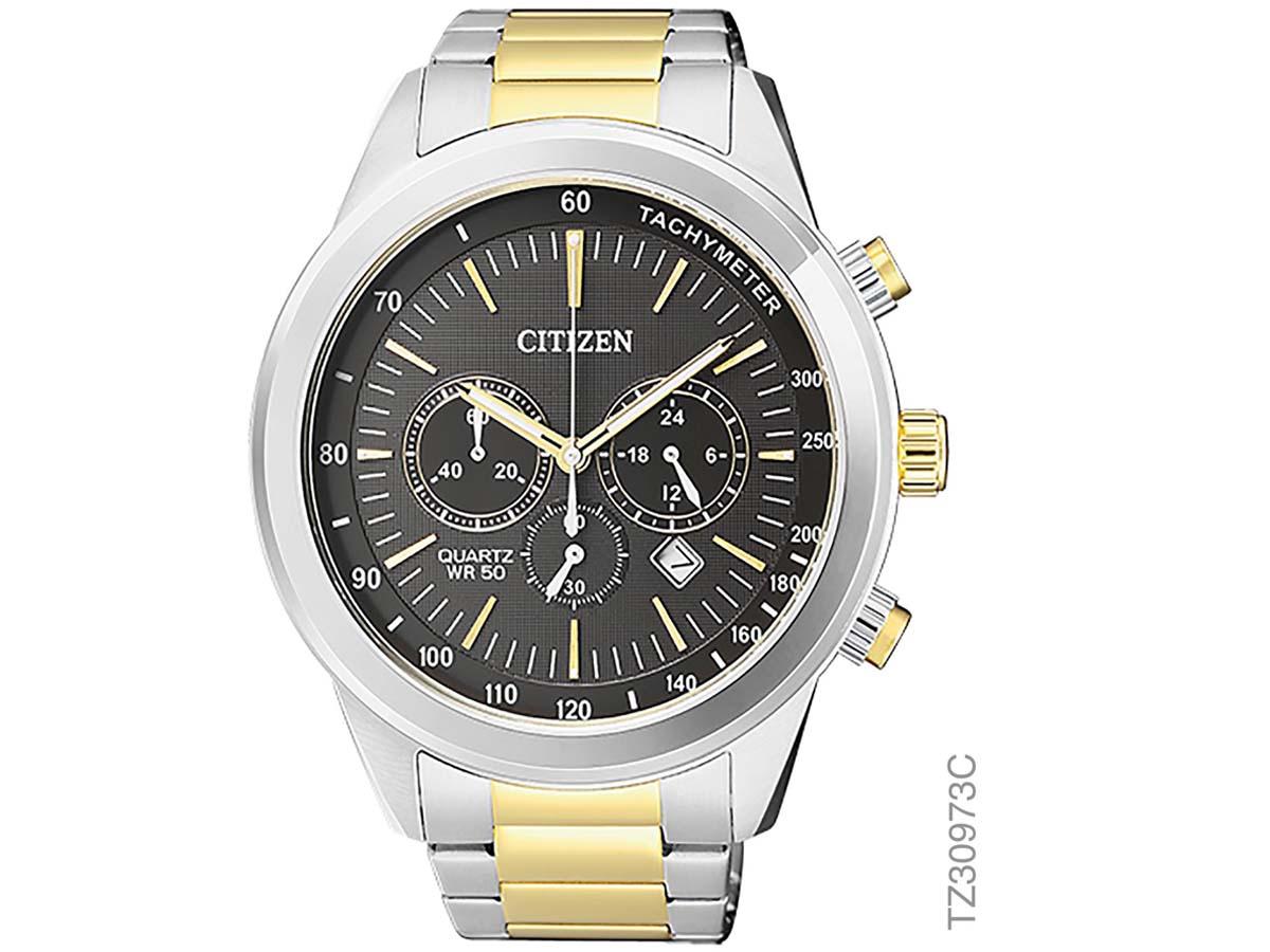 Relógio Quartz Masculino TZ30973C - Citizen Relógios
