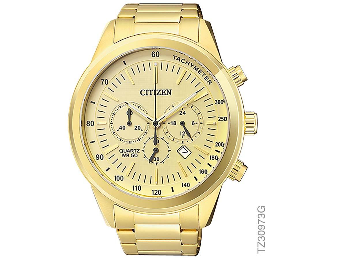 Relógio Quartz Masculino TZ30973G - Citizen Relógios