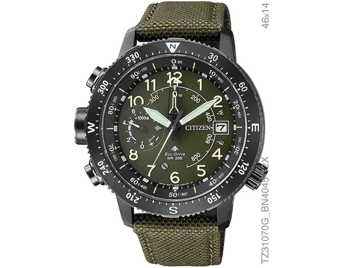 Relógio Promaster TZ31070G - Citizen Relógios